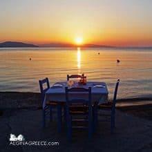 Aeginitissa fish restaurant - Aeginitissa