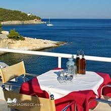 Apollo hotel restaurant - Agia Marina
