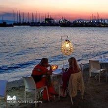 Babis restaurant - Aegina town