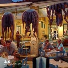 Maridaki restaurant - Aegina town