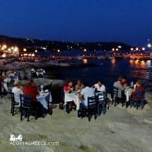 Neromylos restaurant - Agia Marina