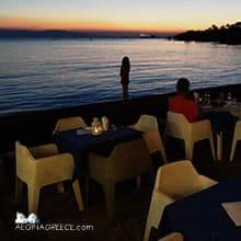 Plaza restaurant - Aegina town