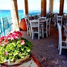 Saronikos fish restaurant Souvala