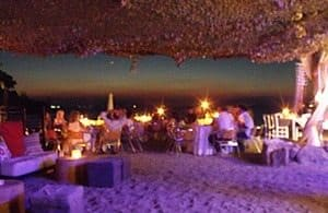 Your party at Aeginitissa beach