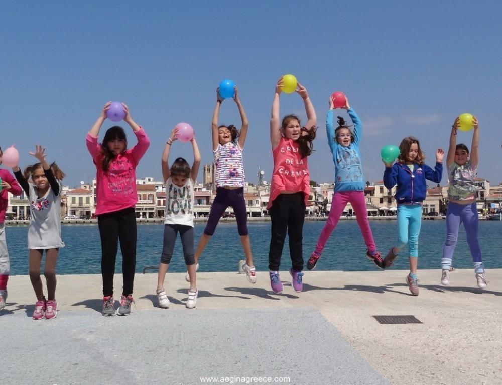 Aegina Happy Video