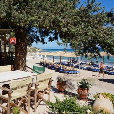 Vagia Beach | Aegina island