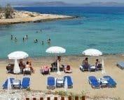 Loutra beach Souvala Aegina