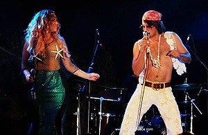 Live concert Toni Sfinos - Aeginitissa Beach