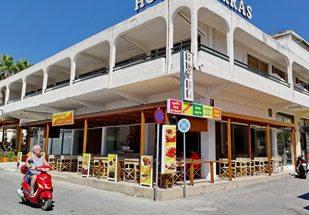 Hotel Karras - Agia Marina - Aegina - special offer
