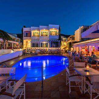 Oasis Scala Beach Hotel - Agistri