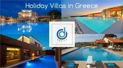 Holiday Villas in Greece