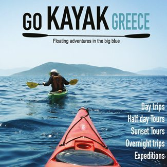 sea kayak tours aegina agistri