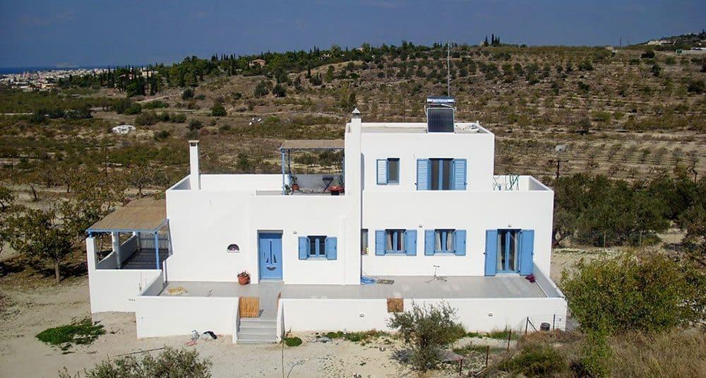 Houses for sale - AEGINAGREECE com