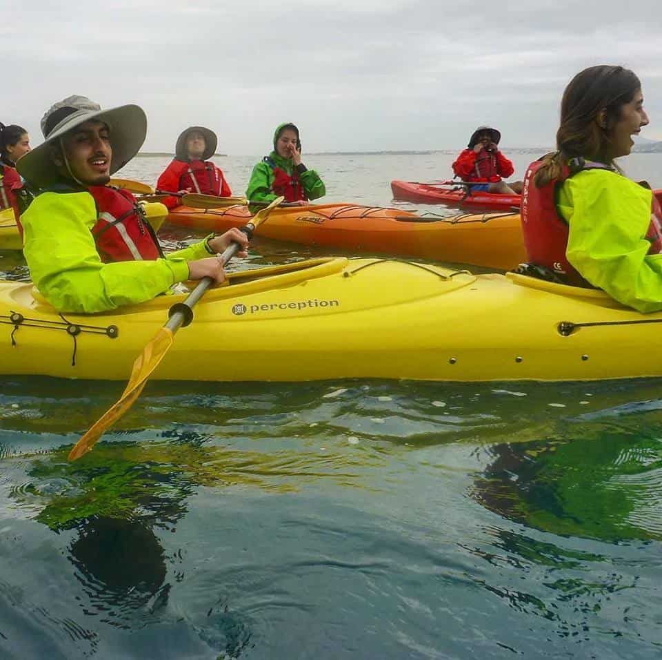 Go Kayak Greece Sea Kayak Tours Around Agistri Aegina And Beyond