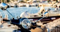 explore aegina by motor bike
