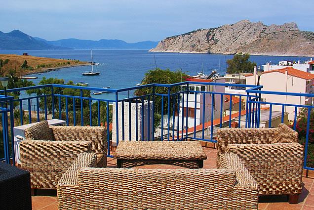 Hotel Hippocampus Perdika Aegina Island Greece