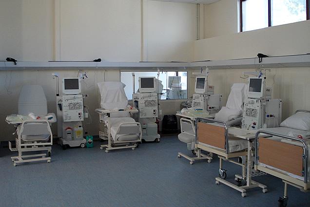 Saronic Dialysis Center Health Care Aegina Island