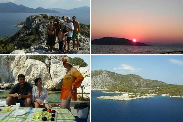 One Day Cruise Aegina Island Greece